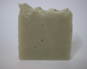 Natural Handmade Soap Peppermint Essential Oil
