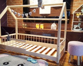 Letto Per Bambini Montessori : Lettino montessori di woodly