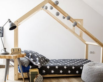 Kinder Etagenbett Haus : Kinder etagenbett hochbett haus selber bauen fur etagenbetten