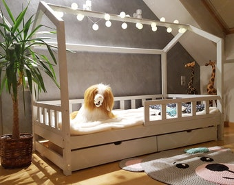 Letto Per Bambini Montessori : Letto montessori casetta prezzo