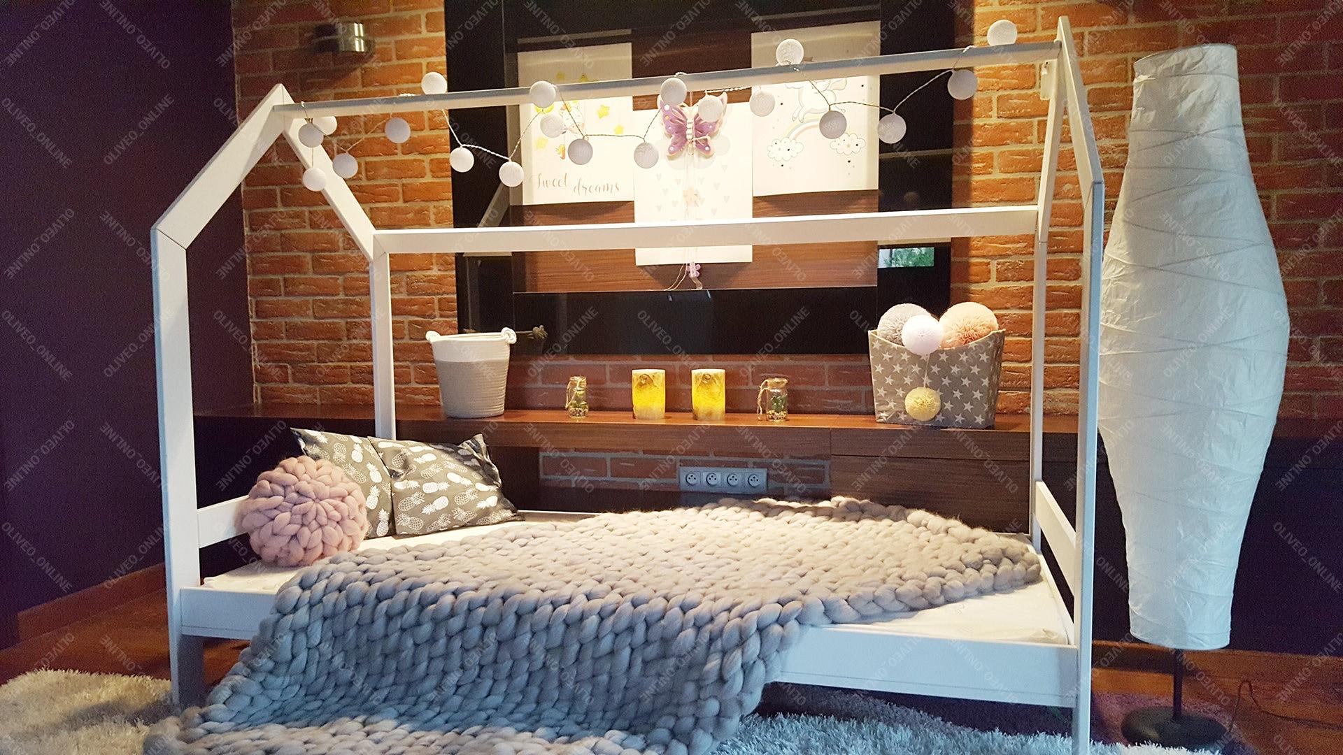 Haus-Bett Bett Kinder Haus Bett für Kinder Kinderbett Haus   Etsy
