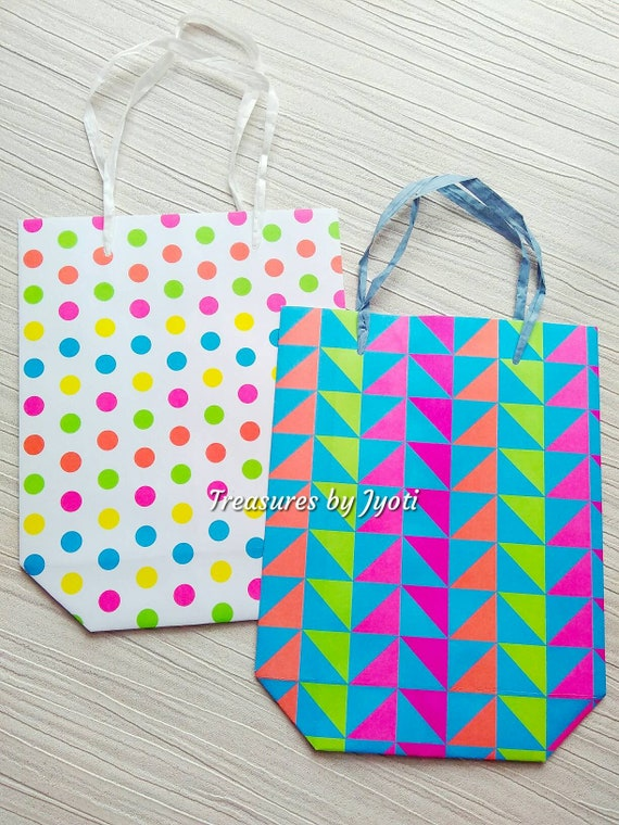 Paper Bags Small Birthday Party Return Gift Favours