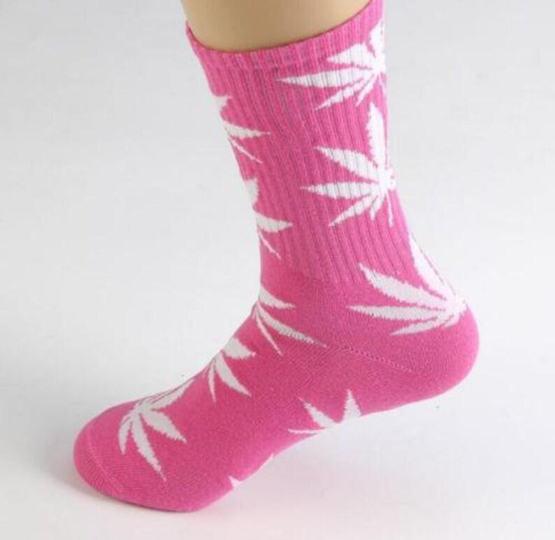 Colorful Socks Unisex Socks Fun Socks  Cool Socks Marijuana Socks Christmas Gift Wedding Socks  Grooms Men Gift Gift Idea 420 Socks