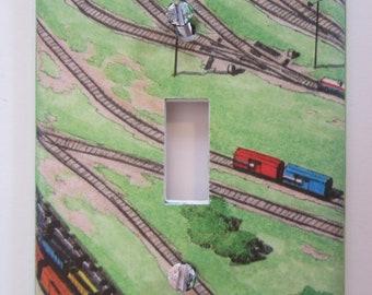 Trains/Tracks