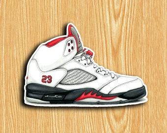 6369a1b9f0 Jordan sticker