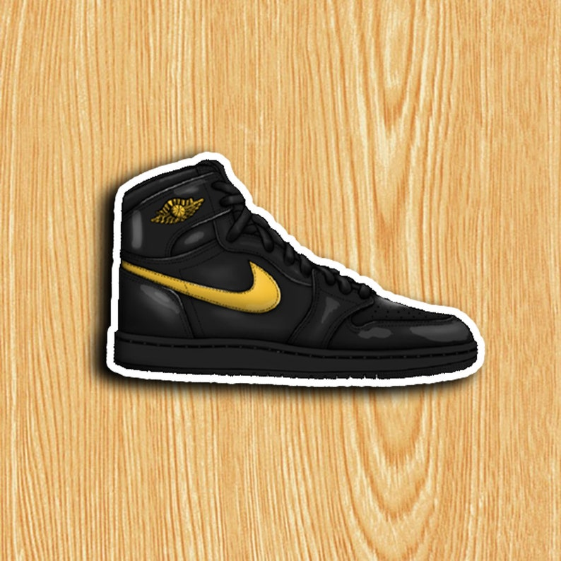 new arrival a8b6e 8e06e Air Jordan 1s | Jordan Sticker | Laptop Stickers | Skateboard Stickers |  Planner Stickers | Waterproof Stickers | Die Cut Stickers | Sticker