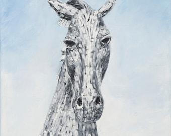 Fine art digital print of 'Kelpie #1'