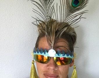Burning Man sunglasses