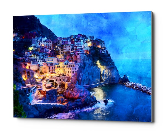 oil on canvas paintings #8 Digital Art Photo File poster