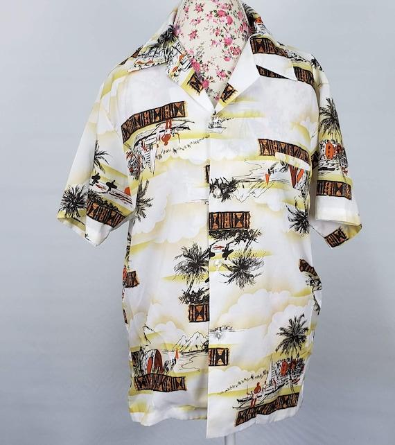 Hawaiian Shirt, Waltah Clarke's Hawaiian Shirt, Ca