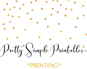 Pretty Simple Prints Co