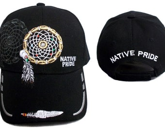 fbd0cf6716c Dream Catcher Native Pride Baseball Caps Hats Embroidered - Gifts  (CapNp555 )