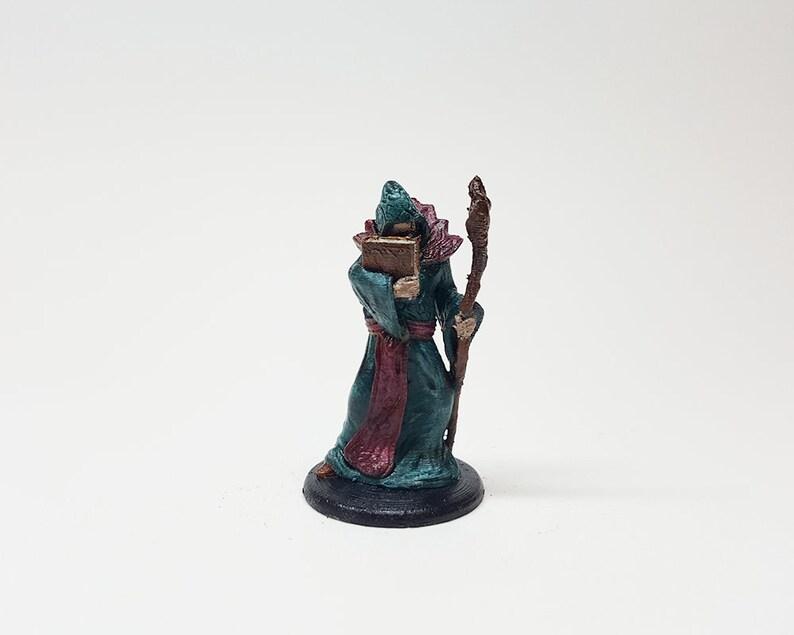 Arcane Mage/Sorcerer/Wizard/Warlock 28mm scale D&D/Pathfinder