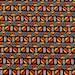 Carole reviewed Mud cloth inspired ankara print | Brown Bogolan Cotton | Sold by the yard