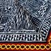 Sesheta Weaves Rainbows reviewed Navy Cameroon Ankara Print | Tribal Ethnic | Fabric By The Yard | Mudcloth Bogolan