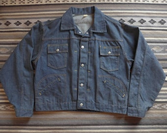 f2680df1161 Vintage 60s/70s JC Penney Ranchcraft denim jacket union made in usa