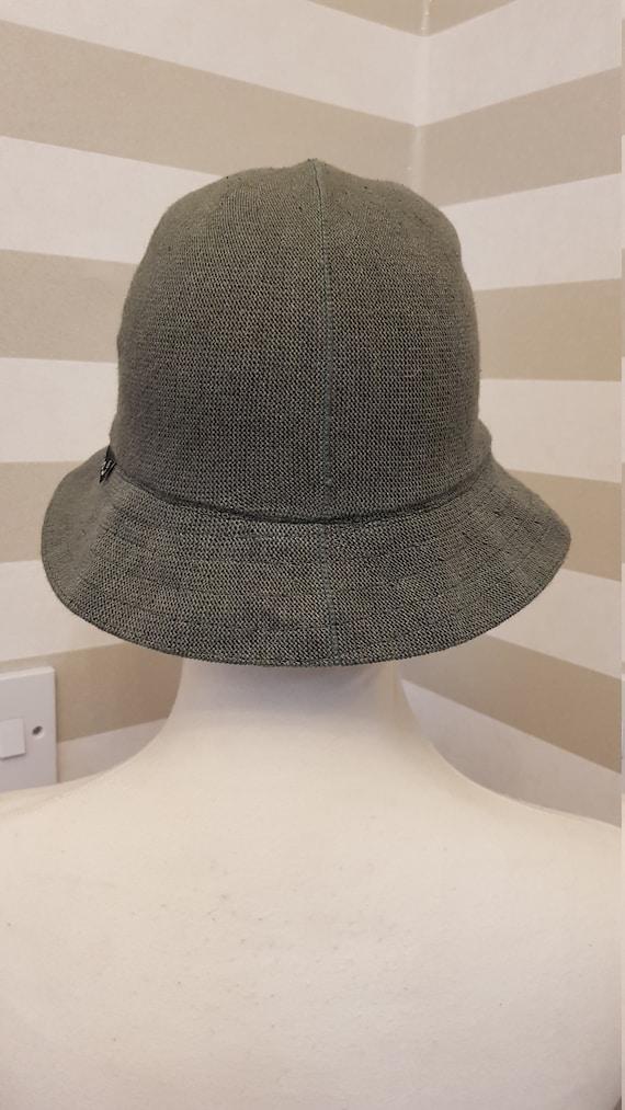 Vintage Kangol bucket hat sage green