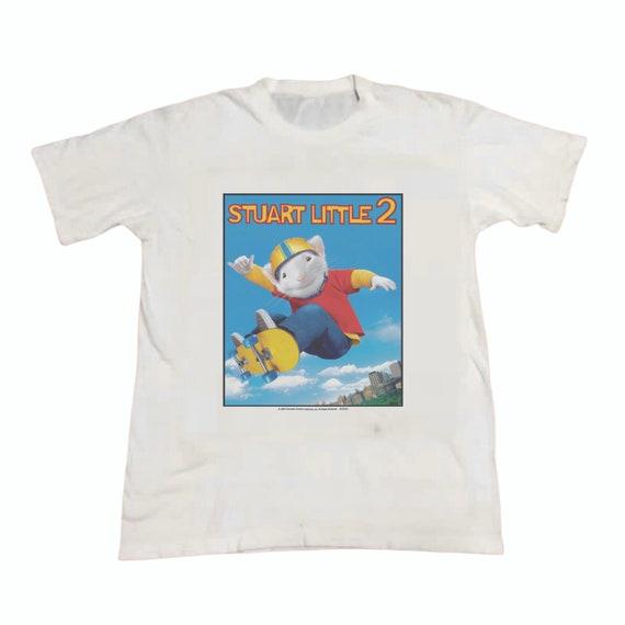 Supercool! Vintage Stuart Little 2 Movie Tshirt/An