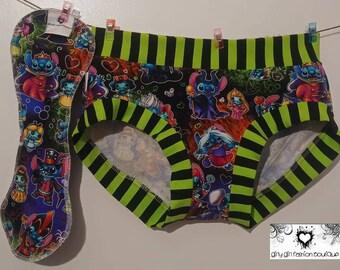 Personnalisé Homme Boxer Shorts Sous-vêtements 2 Hearts Just Married Cadeau Coton Jambe