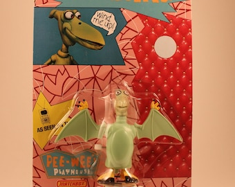 Pterri from Pee-Wee's Playhouse 1988 Matchbox Wind-up