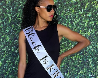 Special Occasion Sashes - Birthdays, Bridal Party, Pageants, Bachelorettes, Squad