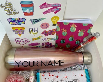 Gift Box for special occasions for kids, tweens, teens - thinking of you, congratulations, birthday, customized gifts
