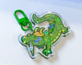Gator Loki Star Holo Charm [PRE ORDER]