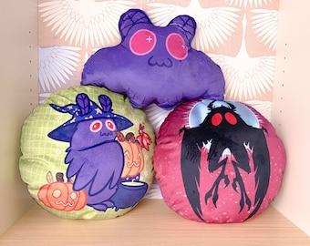 Mothman Plush Pillows