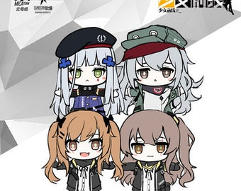 Novelty & Special Use Costumes & Accessories Girls Frontline Plush Toy Cosplay Dog Plush Doll Dinergate Boy Girls Halloween Gifts
