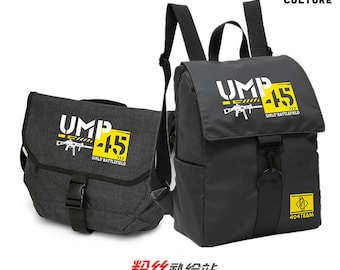 Girls  Frontline UMP45 Waterproof Backpack b4247a4c10d25