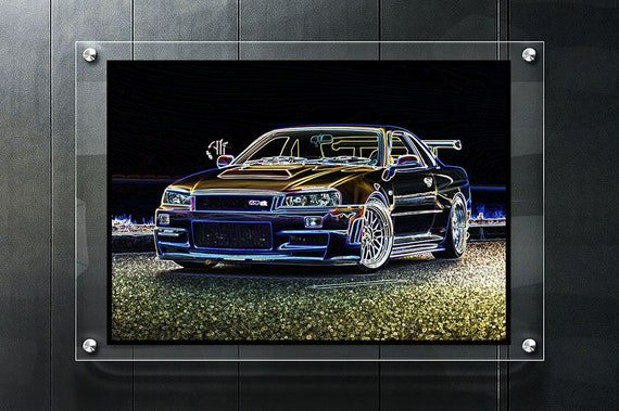 Nissan Poster