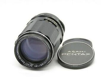 232eea54679 asahi opt pentax super takumar f/3.5 135mm mf lenses m42 mount s/n 1264321  2910