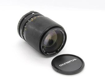 Olympus om-system zuiko auto zoom 35-105mm 1:3.5-4.5 lens *read* k1463