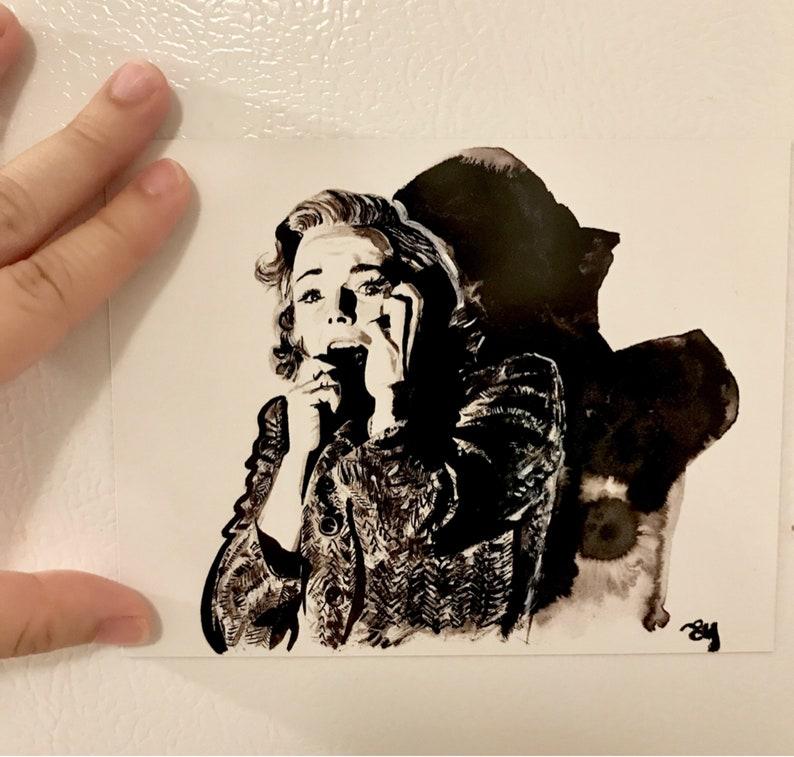 Vera Miles MAGNET By Elizabeth Yoo  The Films of Alfred image 0