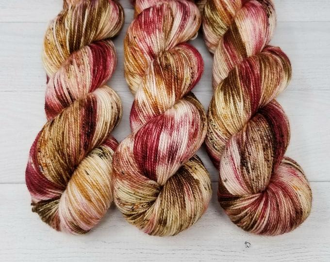 'Farmer Boy' sock yarn, Little House Collection yarn