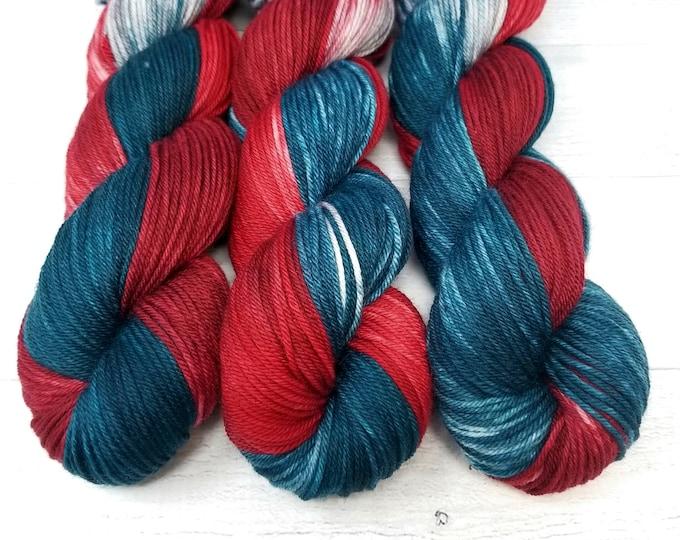 'Velvet Sea' DK yarn