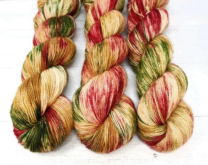 'Cabin Christmas' sock yarn
