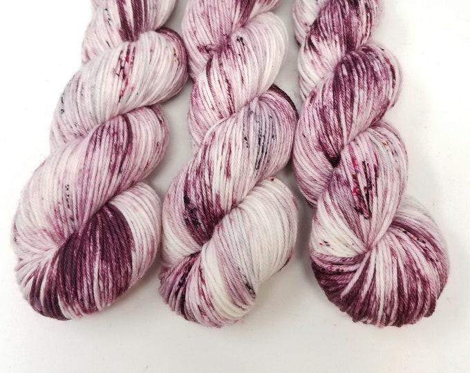 'Berries and Cream' DK yarn