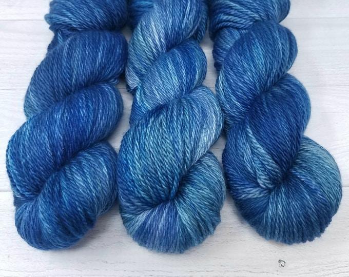 'Rain Drops' worsted yarn