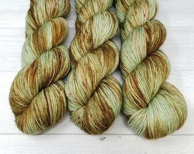 '100 Acre Wood' sock yarn