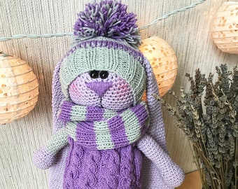 knit toys; knit toys for kids; knit bunny; knit rabbit; knit hare; hand made toys; eco knit toys; knit toys; exclusive knit toys; knit sweet
