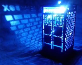 Doctor Who Tardis Nightlight