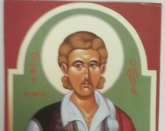 Saint Odysseus Neomartyr