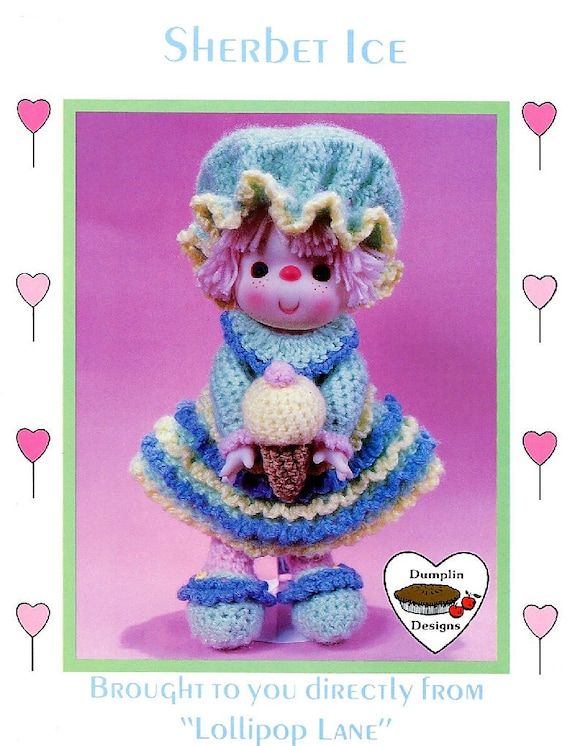 Ravelry: Bear Lollipop Amigurumi pattern by Berrysprite ... | 746x570