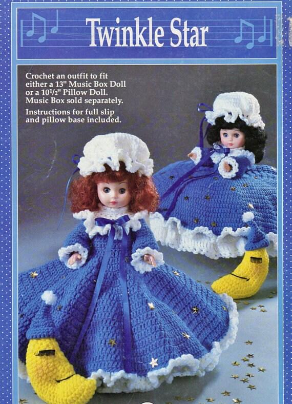 Amazon.com: Crochet Air Freshener Pillow Dolls by Annie's Attic ... | 788x570