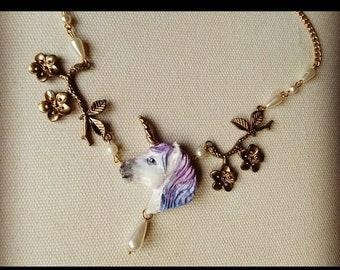 Unicorn Fairytale Necklace