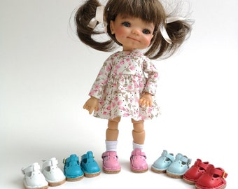 Twinkles Meadow doll shoes made of genuine leather