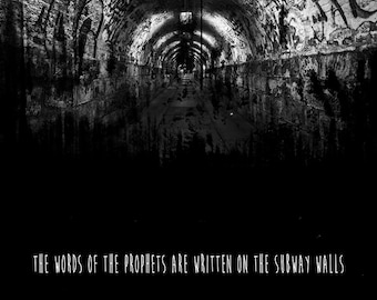 lyrics to the sound of silence by disturbed