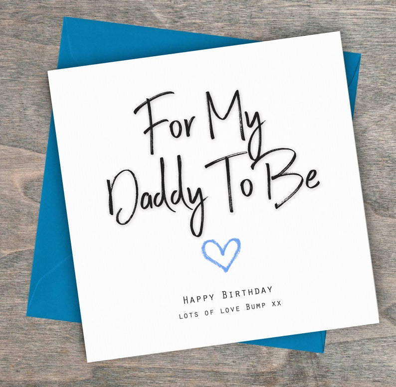 Personalised 50th Birthday Card Daddy Dad Grandad Any Name Message Greeting Cards Invitations