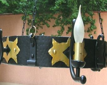 Pendant chandelier lighting